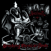 "INFERNUS ""Grinding christian Flesh"" CD"